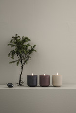 Ferm LIVING ferm LIVING Sekki Scented Soy Candle L charcoal