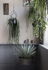 Ferm LIVING Ferm Living Hanging Deco Pot - Black