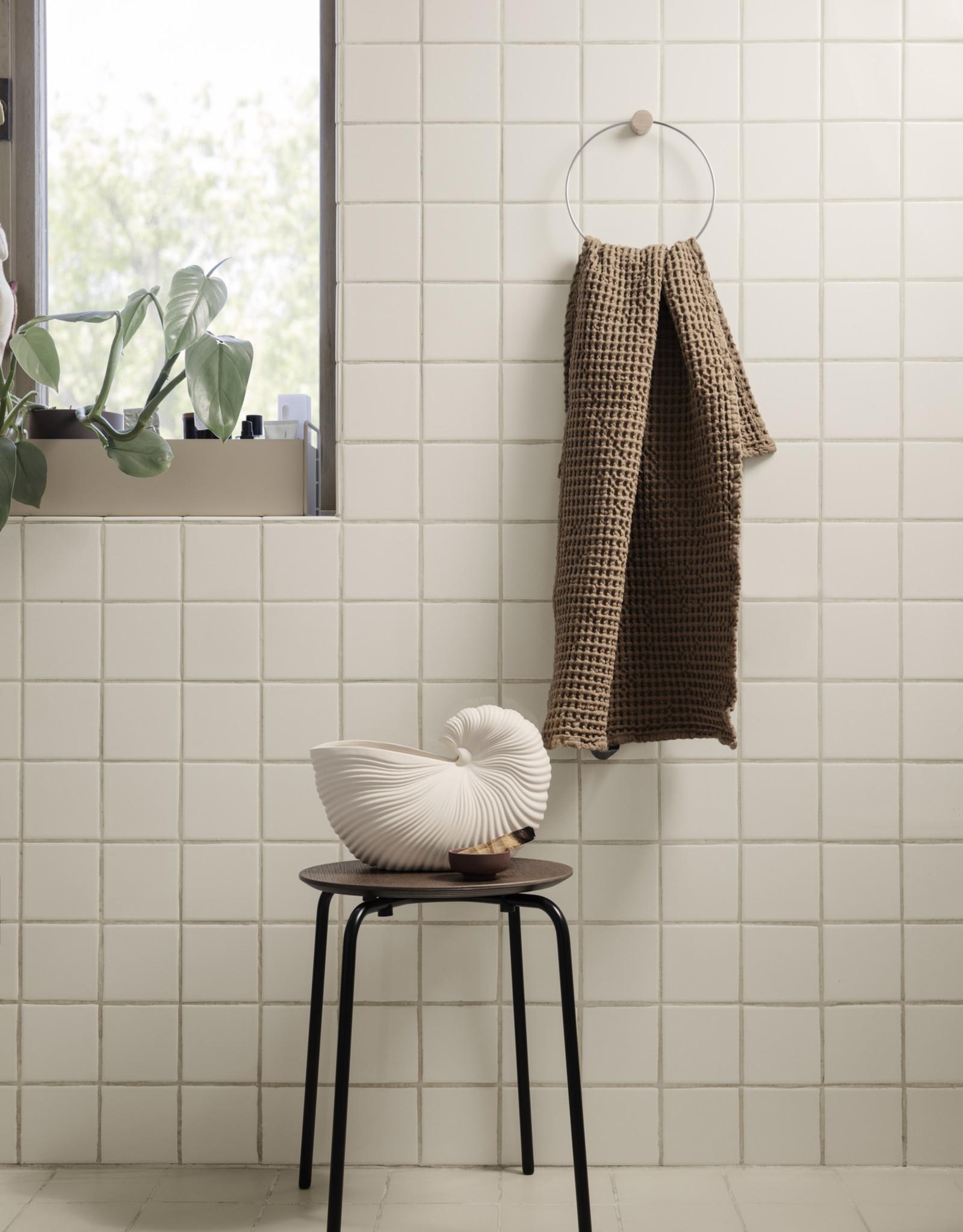 Ferm LIVING Ferm Living Black Towel Hanger