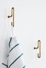 Moebe Moebe Wall Hook 2 x Small brass