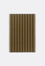 Ferm LIVING ferm LIVING Hale Tea Towel Sugar Kelp/Black