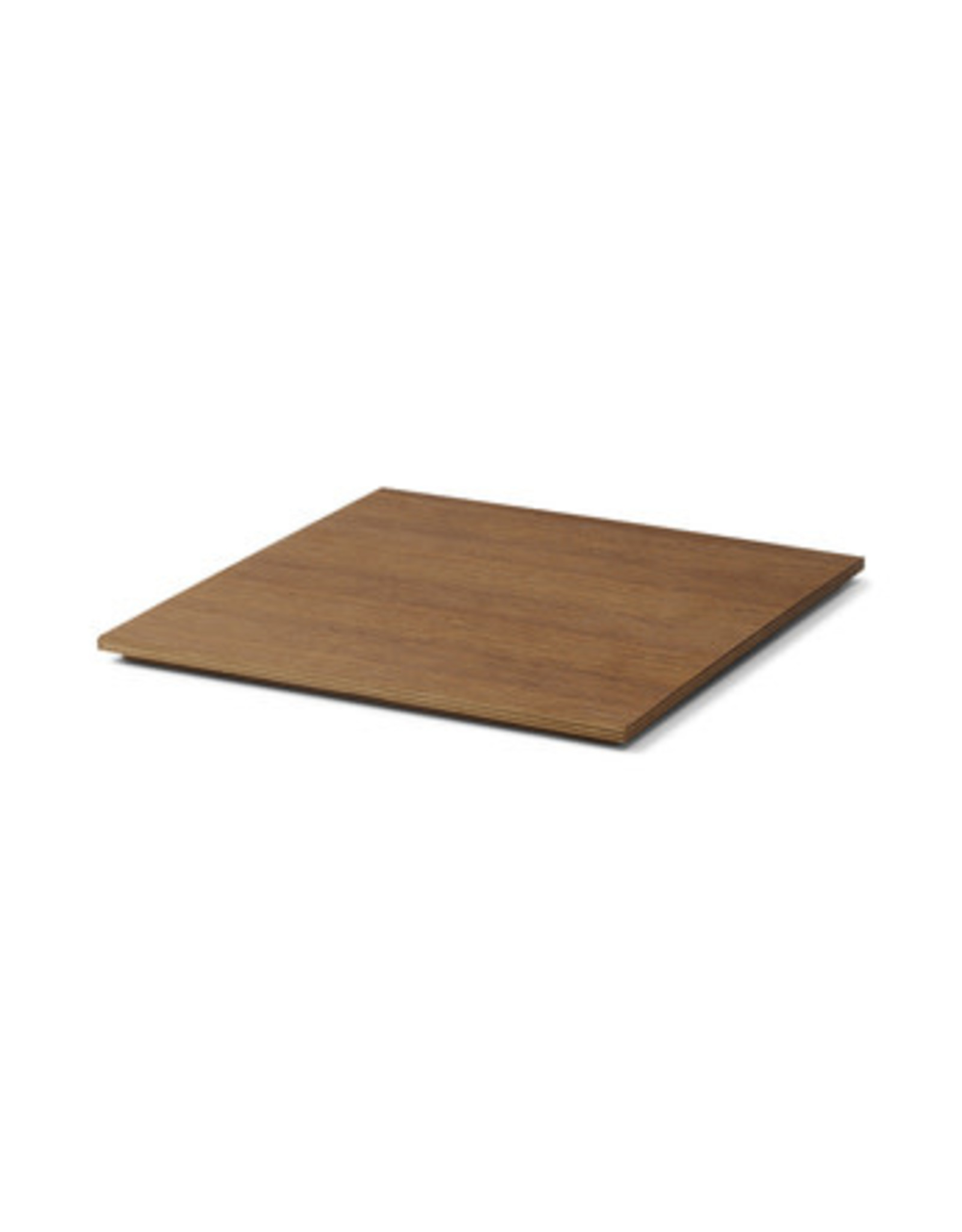 Ferm LIVING ferm LIVING Tray for Plant Box - Wood - Smoked Oak