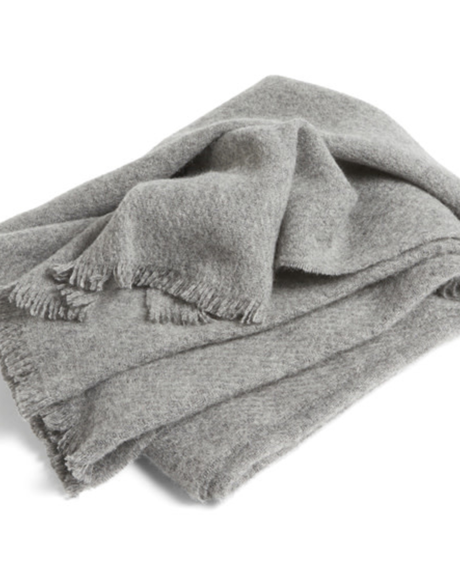 HAY HAY Mono Blanket Steel Grey