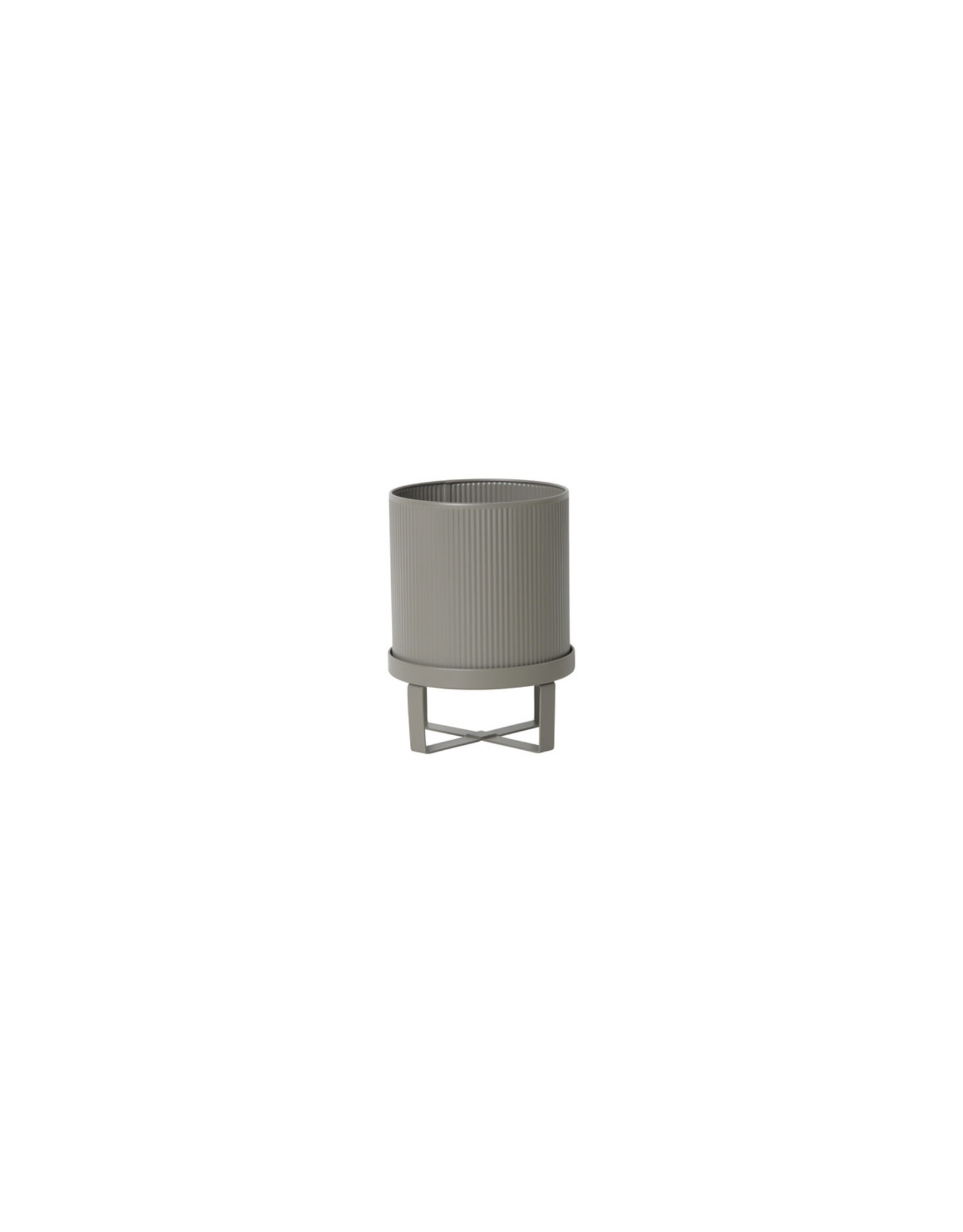 Ferm LIVING Ferm LIVING Bau Pot Small Warm Grey