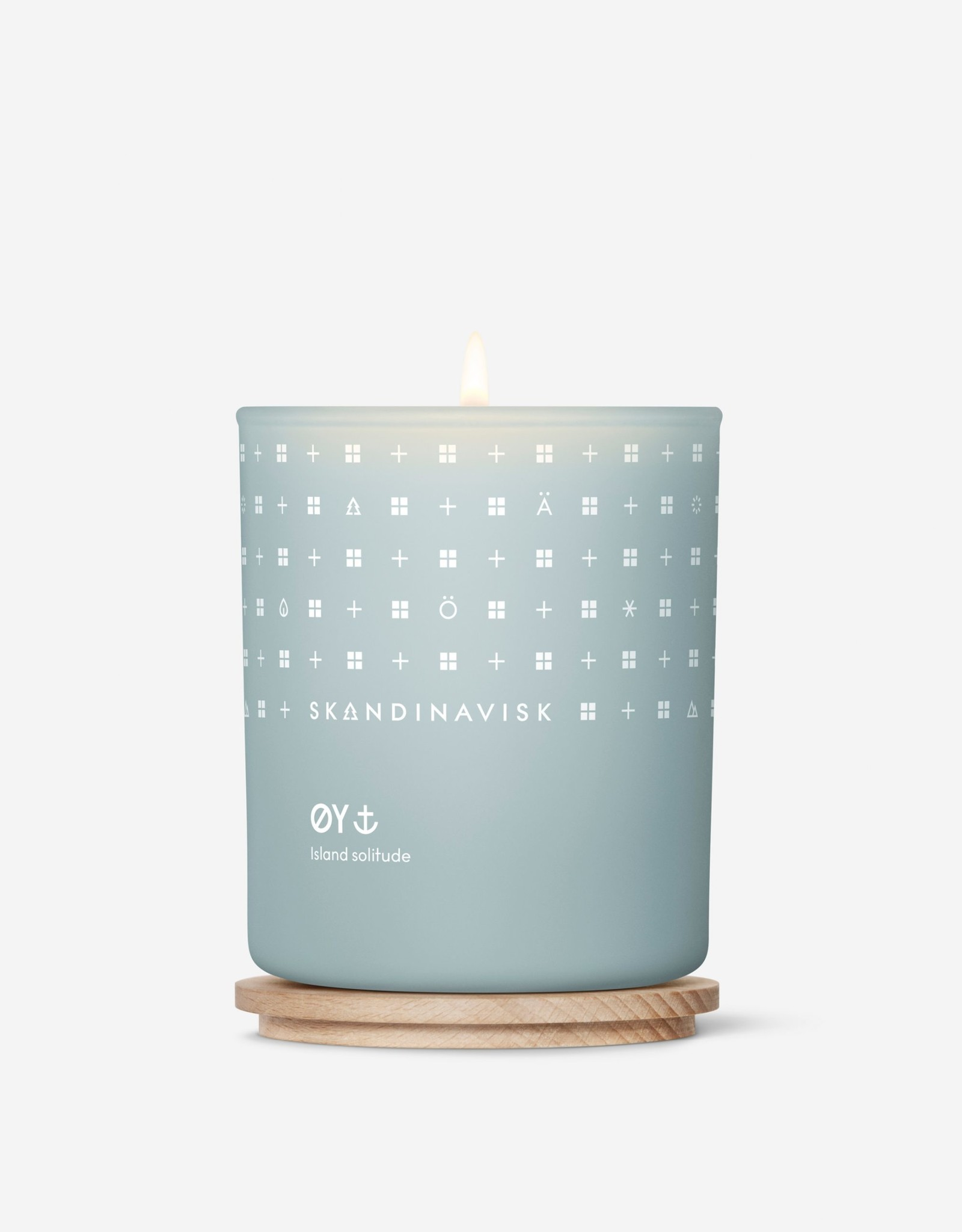 Skandinavisk Skandinavisk ØY Scented Candle 200g