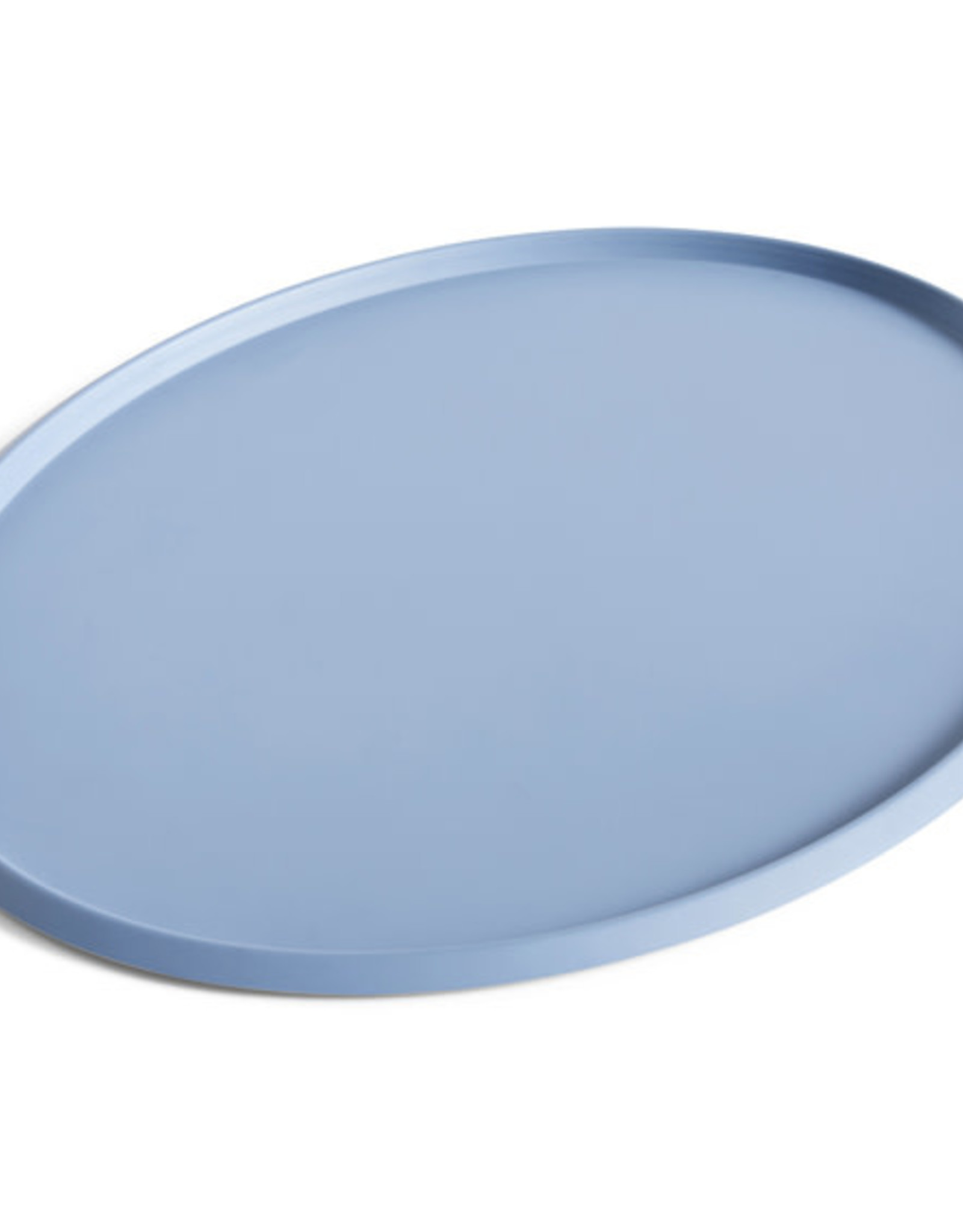 HAY HAY Ellipse Tray XL Light Grey