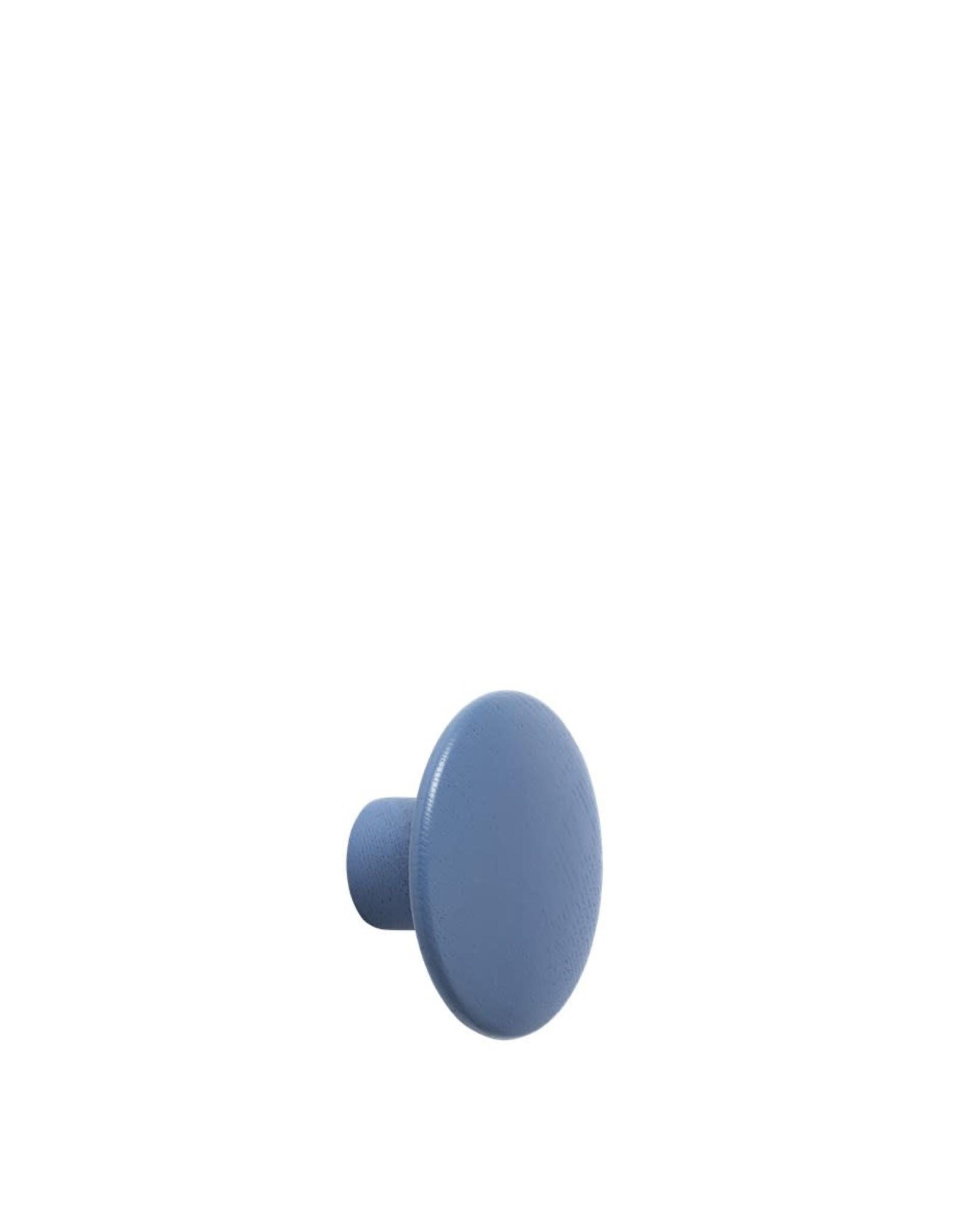 Muuto Muuto Dots Wood 9cm Pale Blue