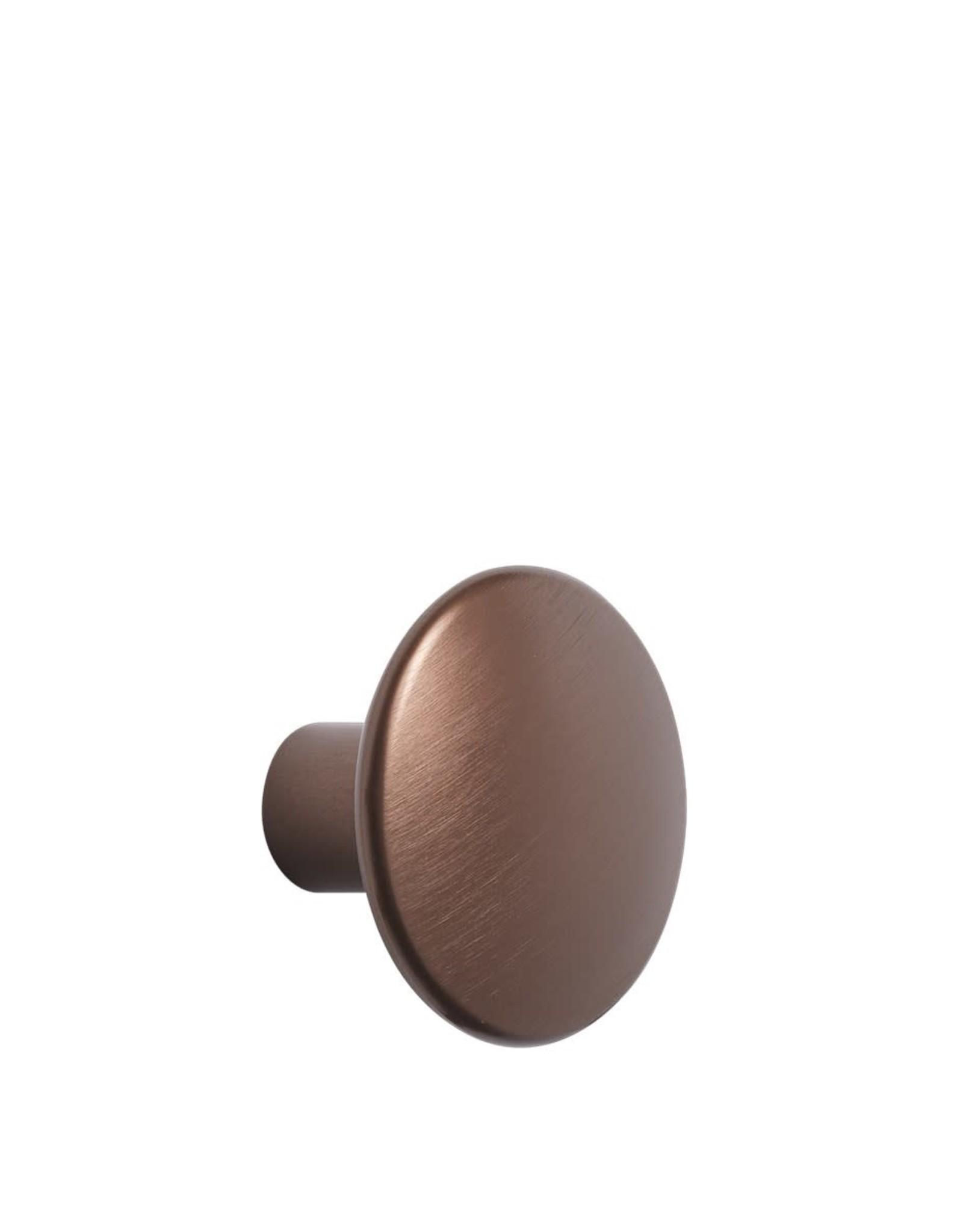 Muuto Muuto Dots Metal 3,9cm Umber