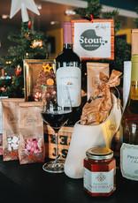 Lokaal kerstpakket 100  euro WIJN #supportyourlocals