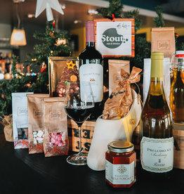 WIJN Lokaal Kerstpakket 100  Euro
