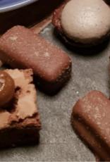 3 soorten unieke chocoladeverrassingen uit eigen keuken.