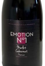 Emotion No1 Merlot-Cabernet Sauvignon rode wijn