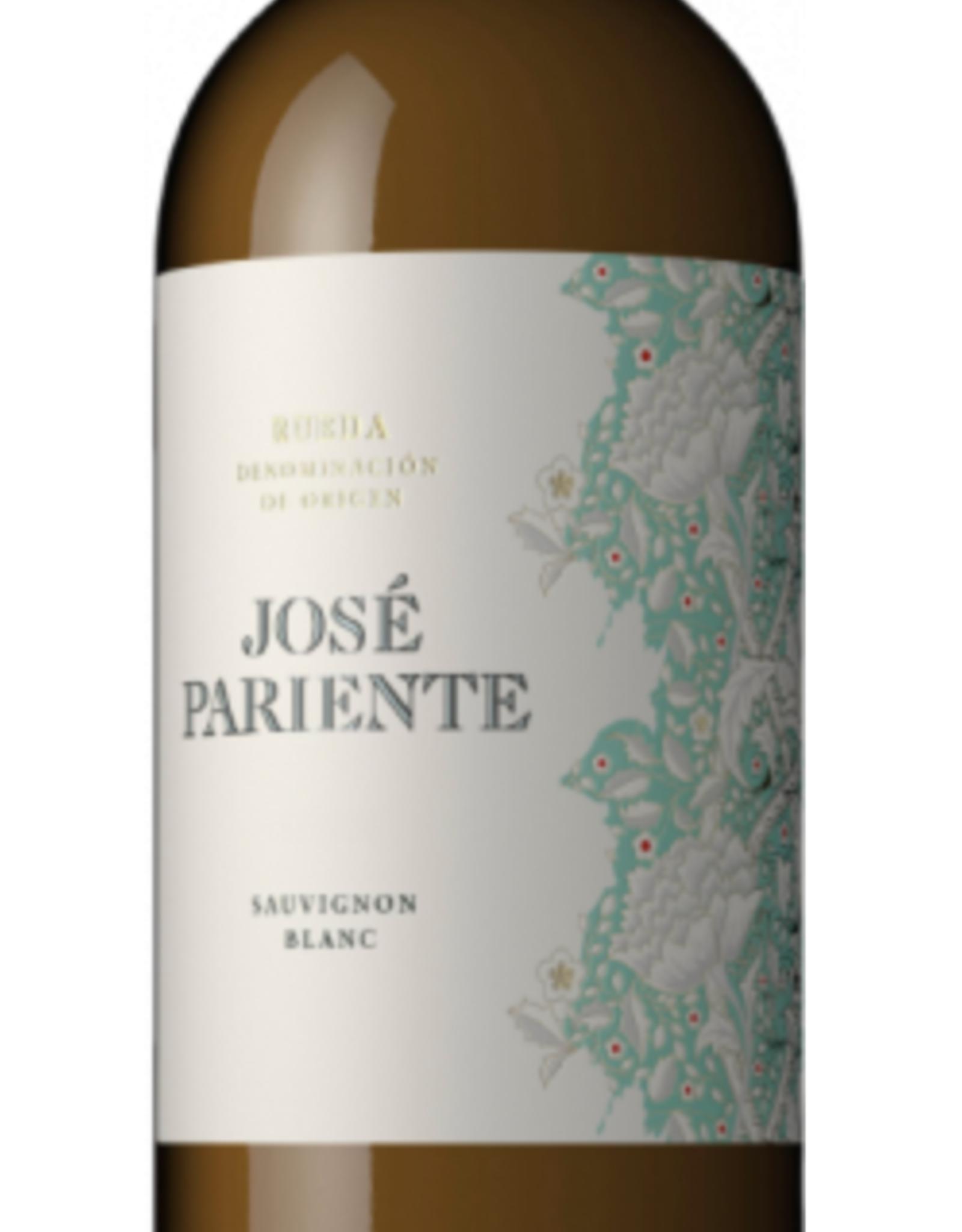 José Pariente Verdejo droge witte wijn