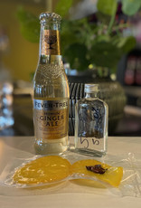 Seedlip Spice 94 (alcoholvrije Cocktail) met fevertree premium gingerale