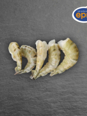 SCAMPI 16/20 EASYPEEL BLACK TIGER - REAL COUNT // PER ZAK 800GR