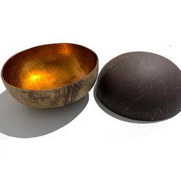 Coconutschale kupfer