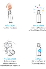 Flasche Pebbles 1L