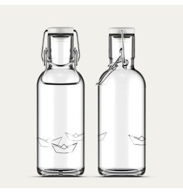 Fill Me Flasche Origami Boats 6dl