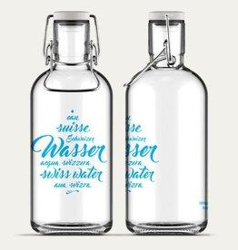 Flasche Schweizer Wasser 1L