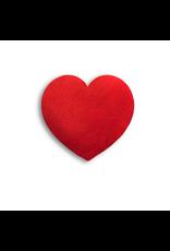 Wärmekissen Herz klein Ro Rot
