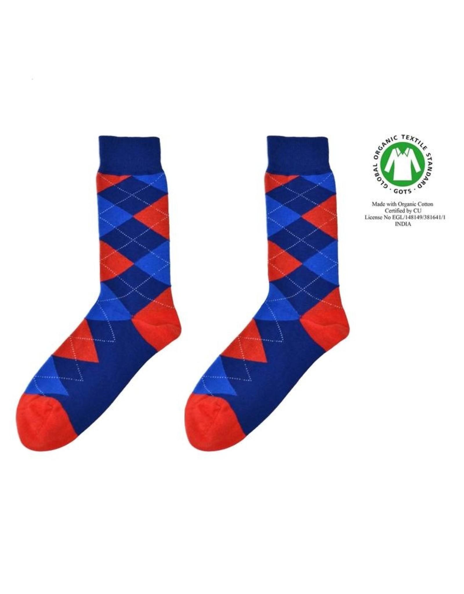 Organic Socks of Sweden Ekström Fairtrade