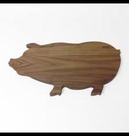 JA/UND Schwein-Brettli NUSSBAUM