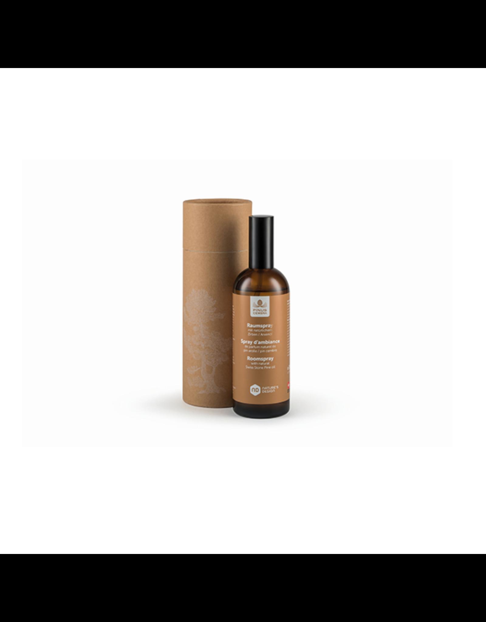 Pinus Cembra Spray   Arve