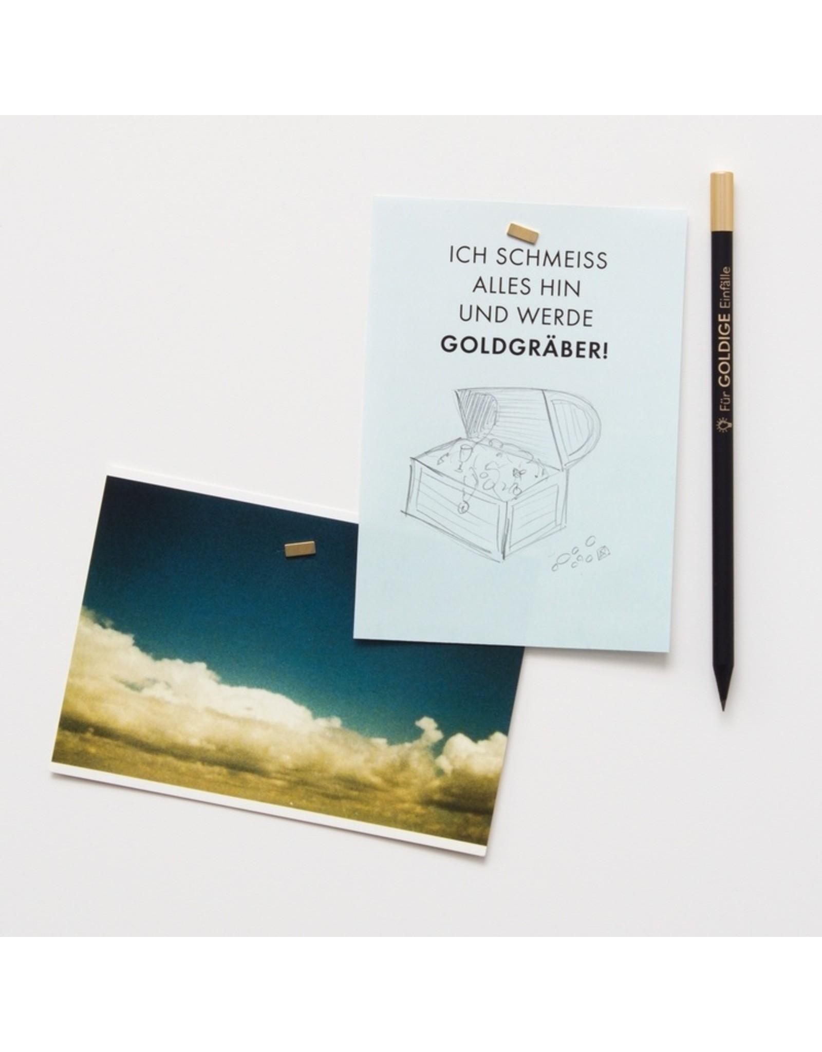Fidea design Bleistift für goldige Einfälle