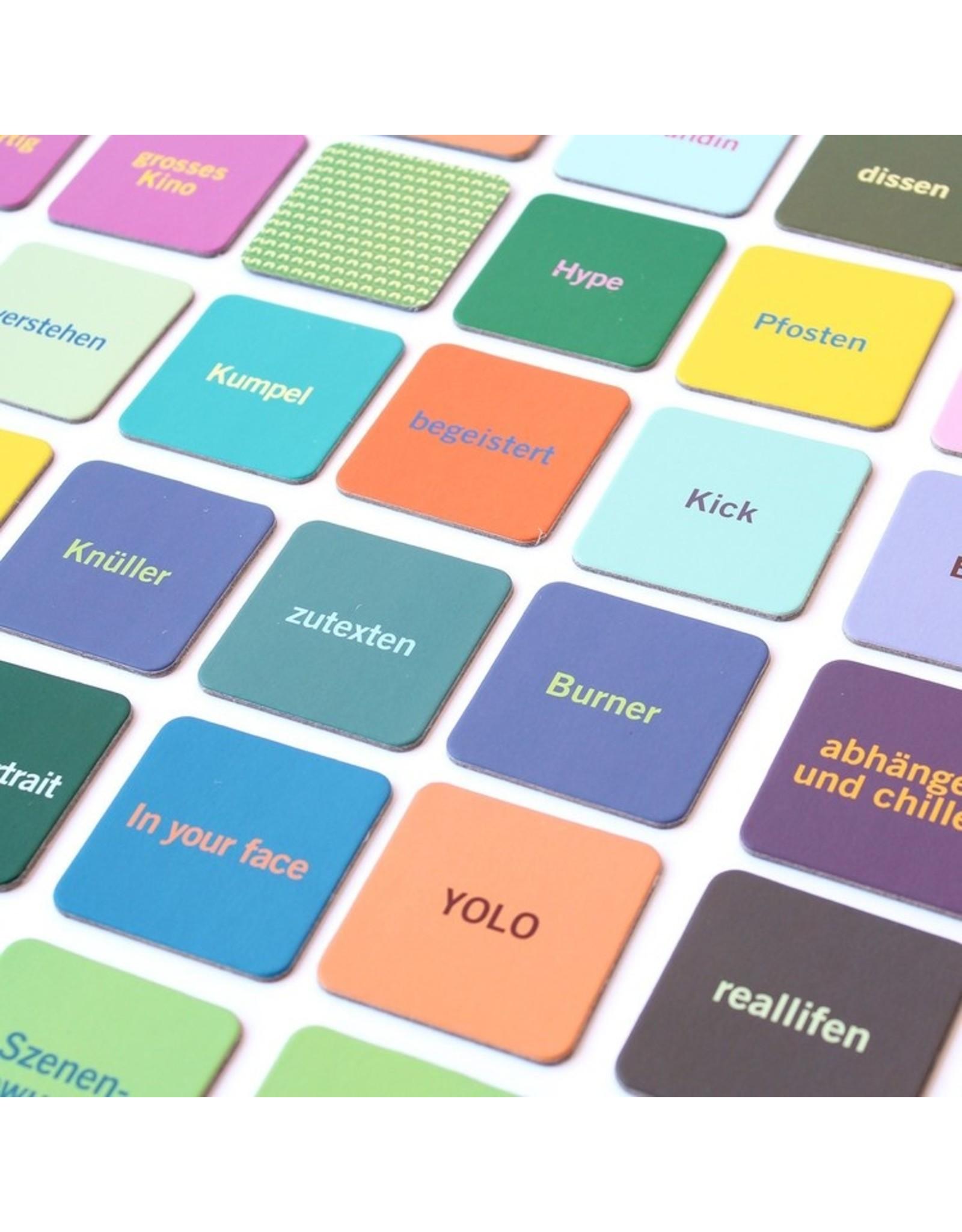 Fidea design Jugendsprache