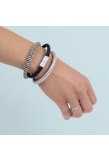 Fidea design Ka Belle Armband m blau/weiss
