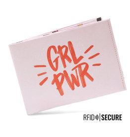 Paprcuts Portemonaie RFID Grl Pwr!