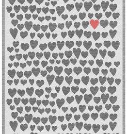Rigotex Küchentuch Scherli Herzen