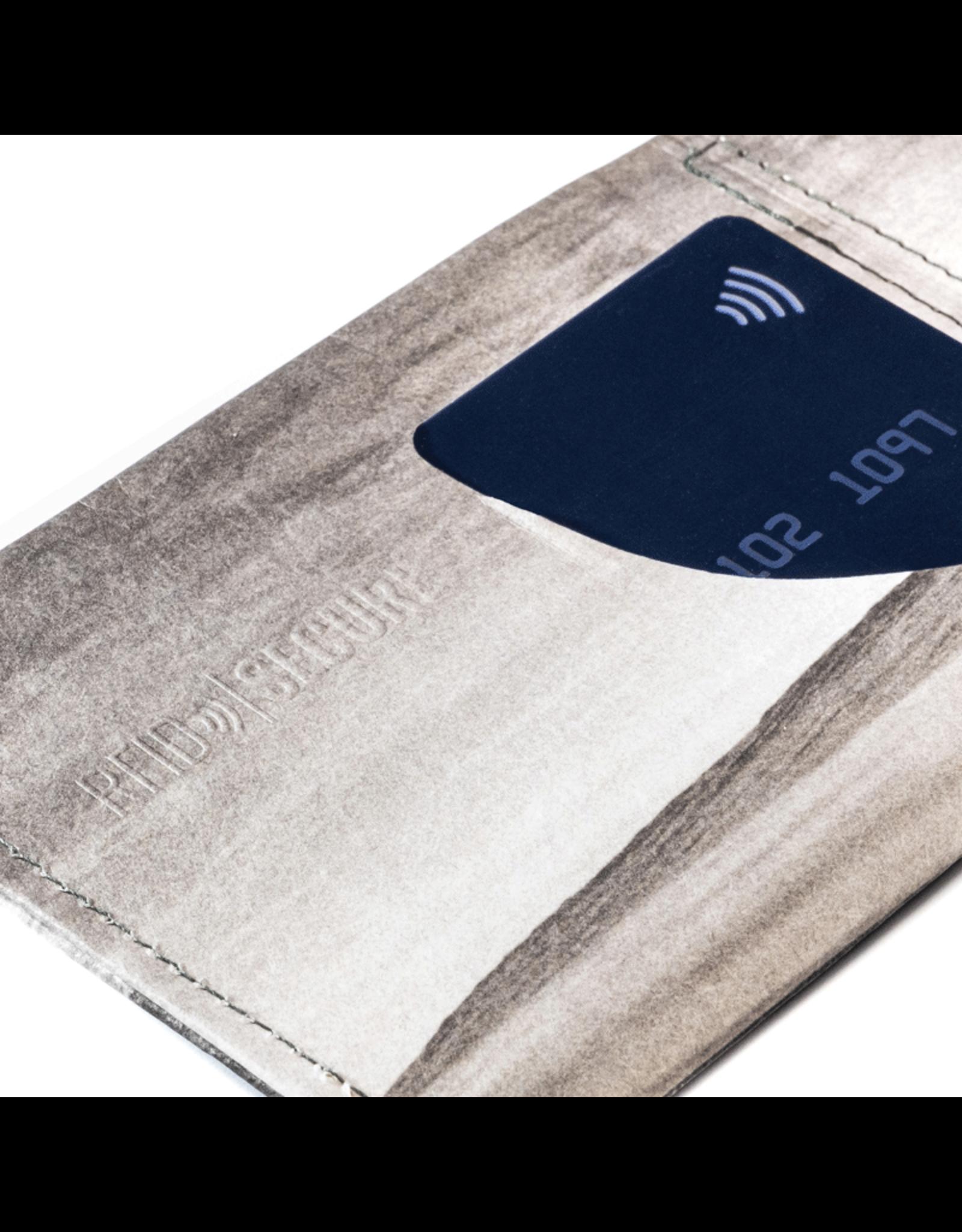 Paprcuts Portemonaie RFID Surf Happines