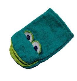 MEINS Tierwaschlappen Frosch