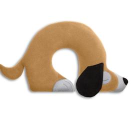 Nackenstützkissen Hund Charlie sand