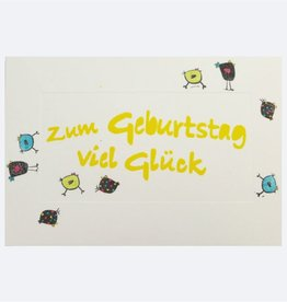 InclusioPlus Little Chicks Geburtstag Karte