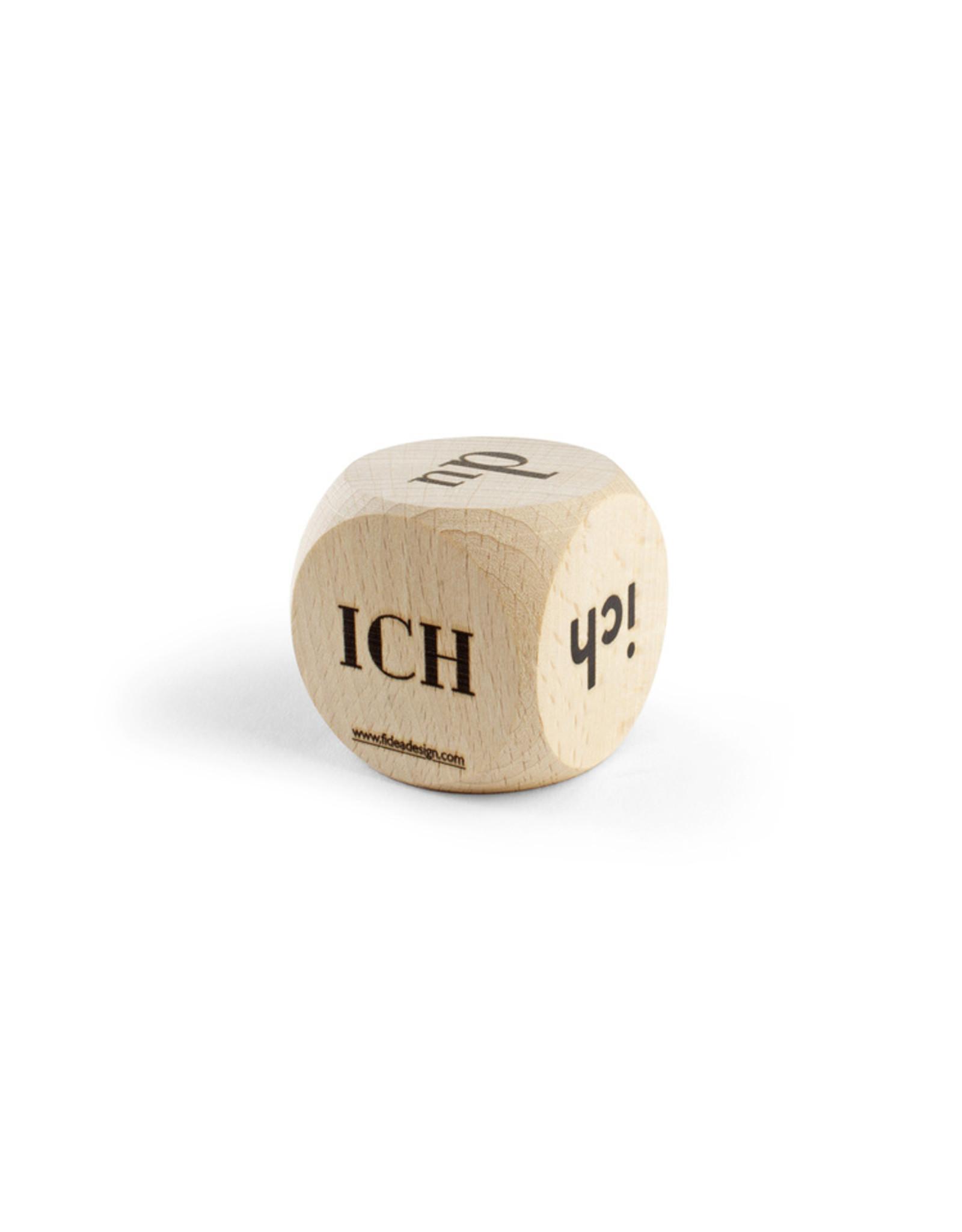 Fidea design Entscheidungswürfel DU ODER ICH?