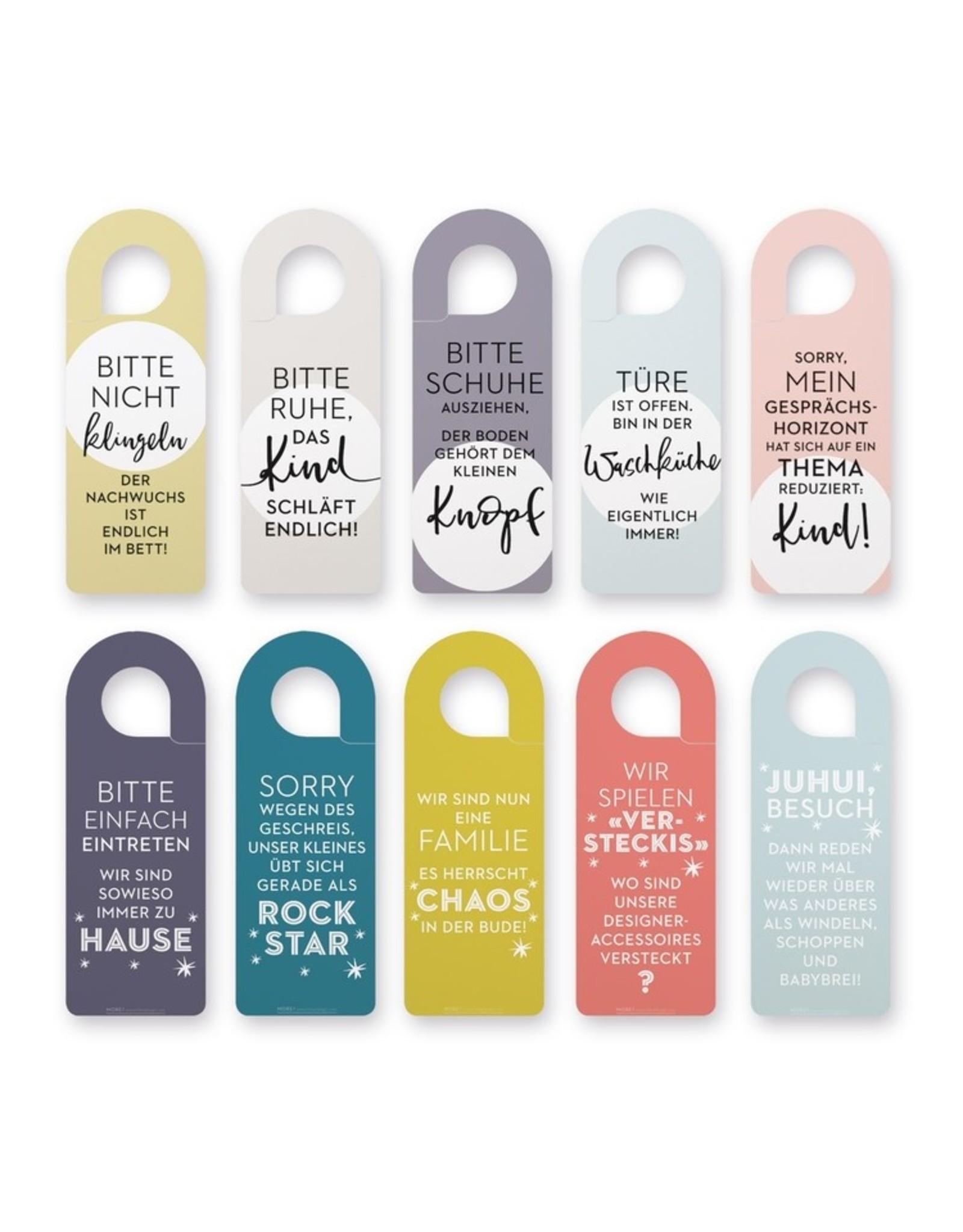 Fidea design Eltern Türhänger