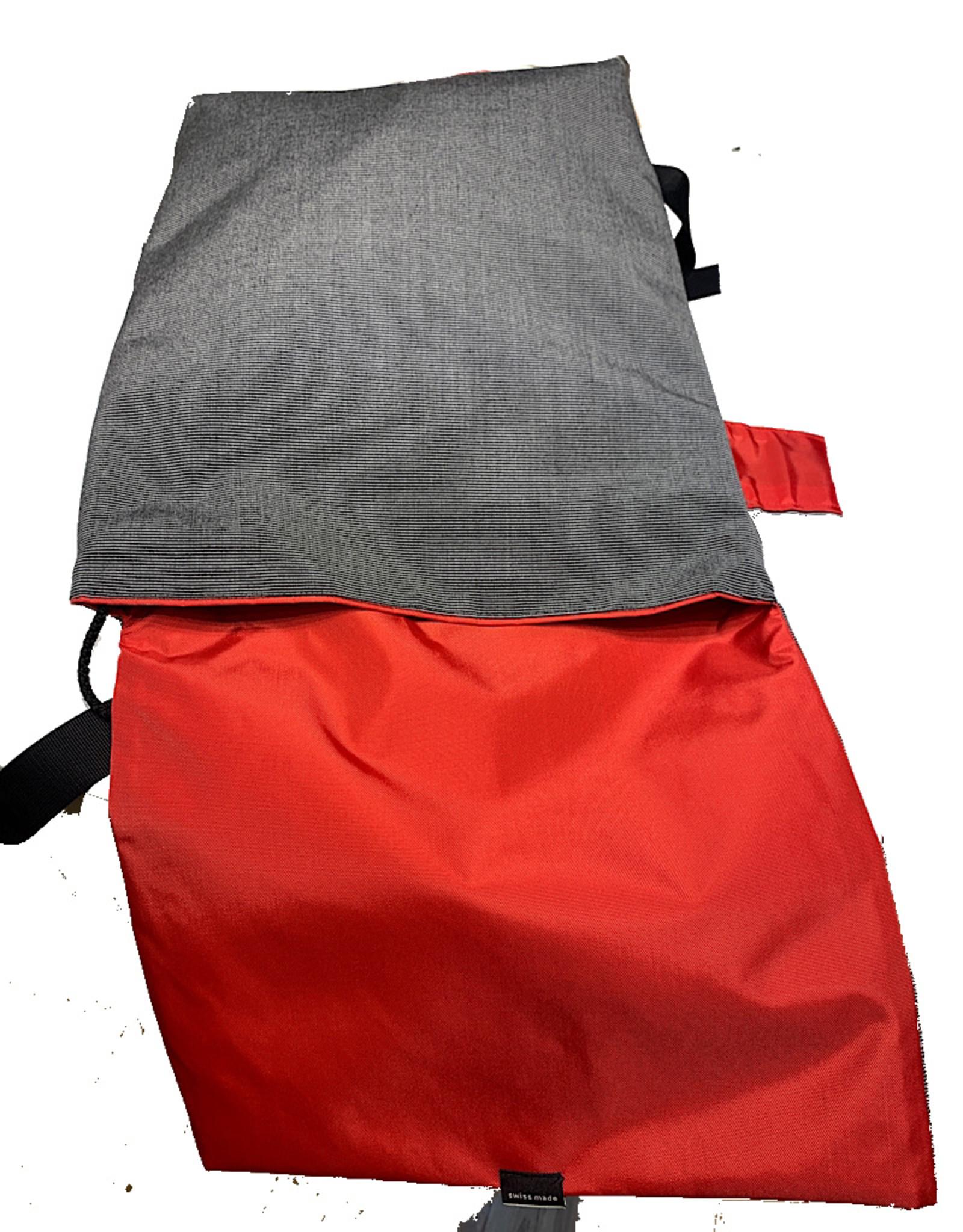 Lerski Rucksack Werd Hgrau / Rot Hgrau / Rot