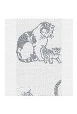 Rigotex Küchentuch Katze 55% Baumwolle 45% Leinen
