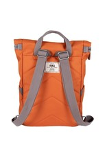 ROKA London Finchley A sustainable medium atomic orange - Grösse M