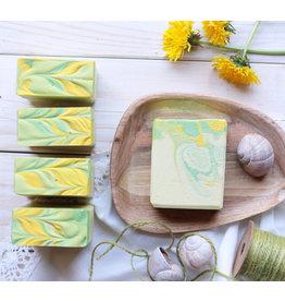 Seifenstück Hand- & Duschseife Limette