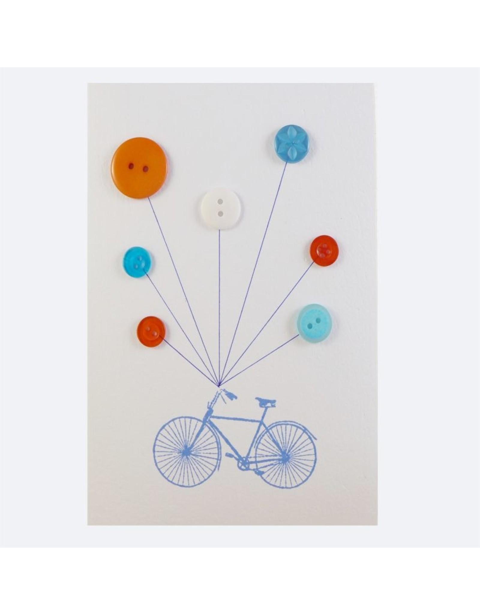 InclusioPlus Velo und Luftballon blau orange