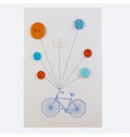 Velo und Luftballon