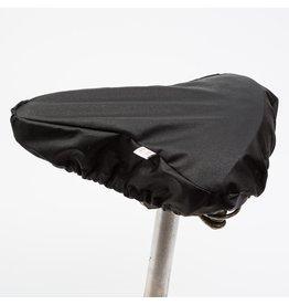 Velosattelschutz schwarz