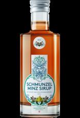 Goba Sirup Schmunzel Minz