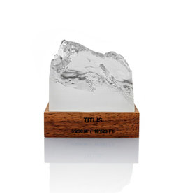My Little Mountain Bergmodell Titlis