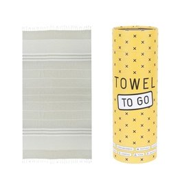 Towel to go Malibu beige