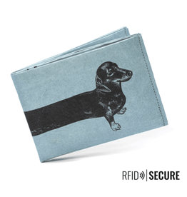 Paprcuts Portemonaie RFID Sausage Dog