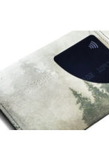 Paprcuts Portemonaie RFID Foggy Morning Tyvek